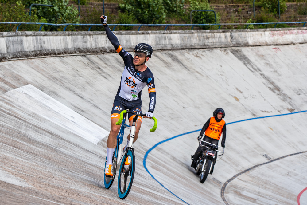 German motor-paced cycling Championship 2019